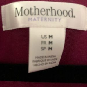 Motherhood Maternity Dresses - Motherhood maternity dress worn once
